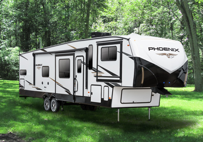 Home | Shasta - Fifth Wheels & Travel Trailers